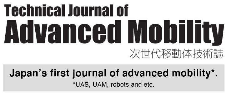 Japan's first journal of advanced mobility*.
